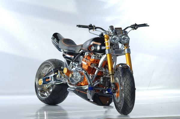 Kawasaki Z1000 Turbo